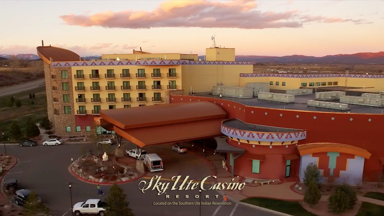 Radio spot for Sky Ute Resort & Casino