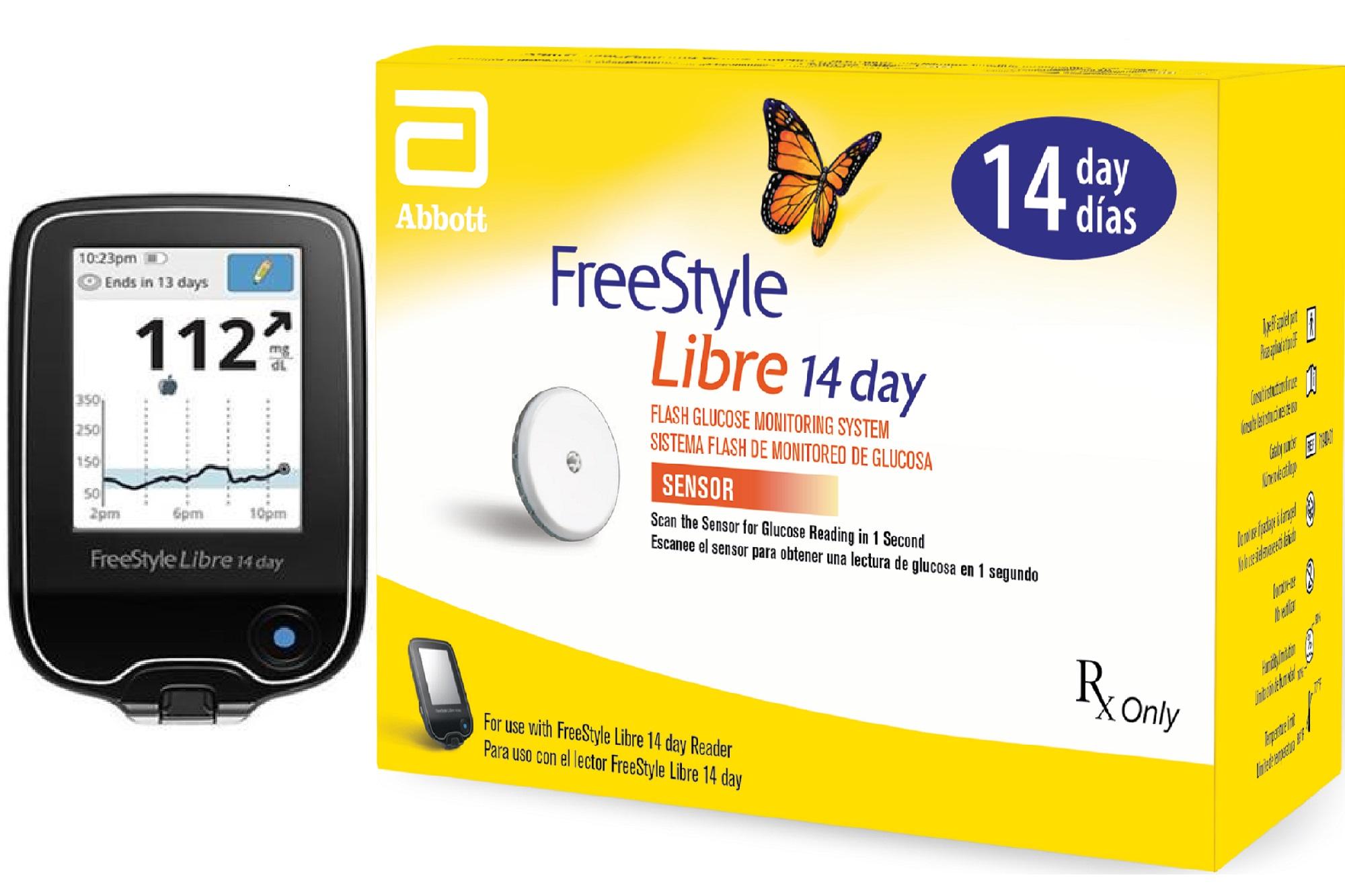 Freestyle Libre for Abbott